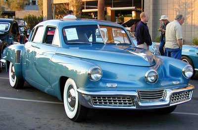Tucker O Homem e seu sonho - 1948 Tucker Sedan