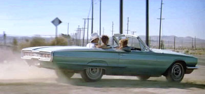 Thelma & Louise - 1966 Ford Thunderbird