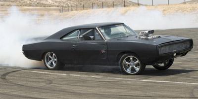 Velozes e furiosos - 1970 Dodge Charger RT