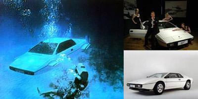 James Bond / O espião que me amava - 1975 Lotus Esprit
