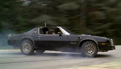 Bandit - 1977 Pontiac Firebird Trans Am