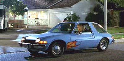 Quanto mais idiota melhor - 1976 AMC Pacer