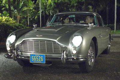James Bond - Aston Martin DB5 1963