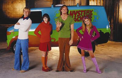 Scooby-Doo - Mistery Machine