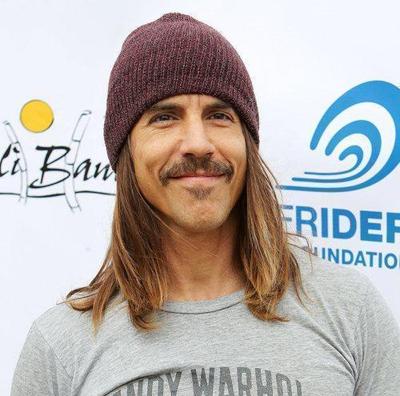 Anthony Kiedis - RHCP