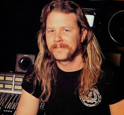 James Heatfield - Metallica