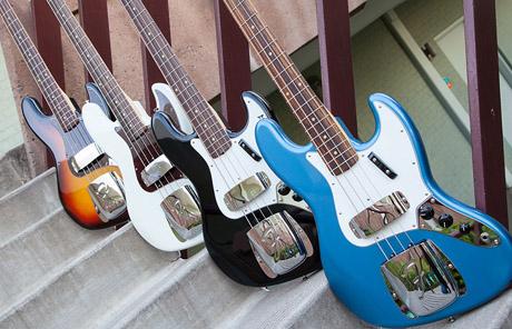 Fender Jazz Bass '64