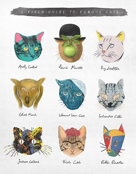 gatos_pinturas_estilos