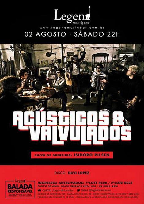 AcusticoValvulados-Legend