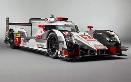 Audi R-18