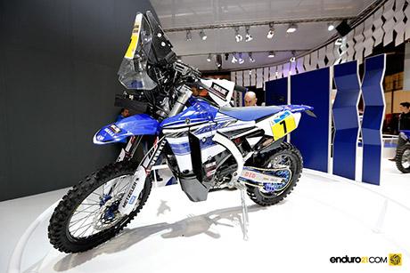Yamalube Yamaha Official Rally Team