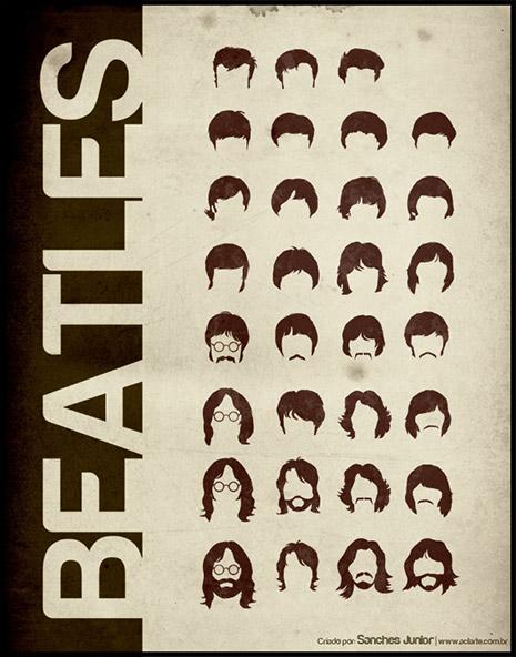 beatles_estilosdecabelo
