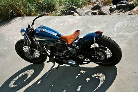 Custom-'48-Panhead'-Bobber-Seat