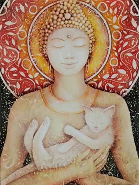 lenda-budista