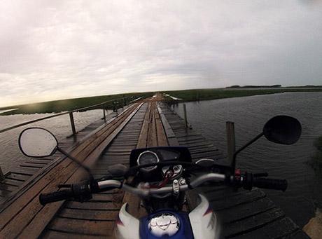 Ponte e um visual incrível