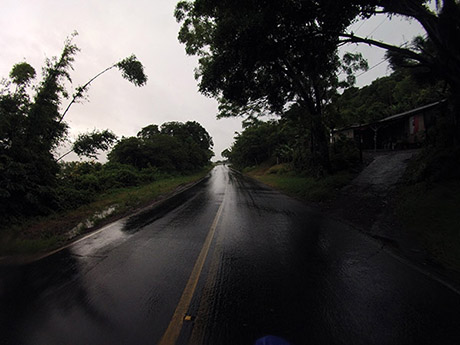 Estrada velha